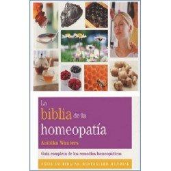 BIBLIA DE LA HOMEOPATIA LA