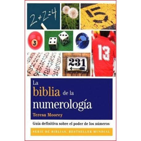 BIBLIA DE LA NUMEROLOGIA LA