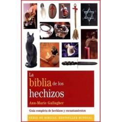 BIBLIA DE LOS HECHIZOS LA