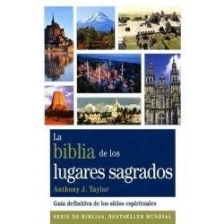 BIBLIA DE LOS LUGARES SAGRADOS LA
