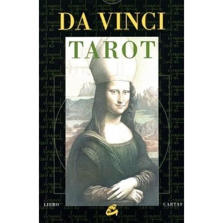 DA VINCI TAROT (LIBRO Y CARTAS)
