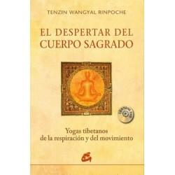 DESPERTAR DEL CUERPO SAGRADO EL (INCLUYE DVD)