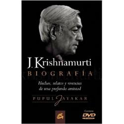 J. KRISHNAMURTI. BIOGRAFIA (INCLUYE DVD)