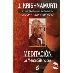 MEDITACION. LA MENTE SILENCIOSA (INCLUYE DVD)