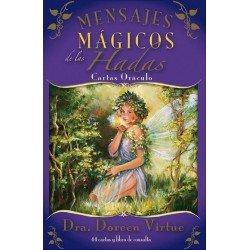 MENSAJES MAGICOS DE LAS HADAS. CARTAS ORACULO