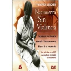 NACIMIENTO SIN VIOLENCIA (INCLUYE DVD)