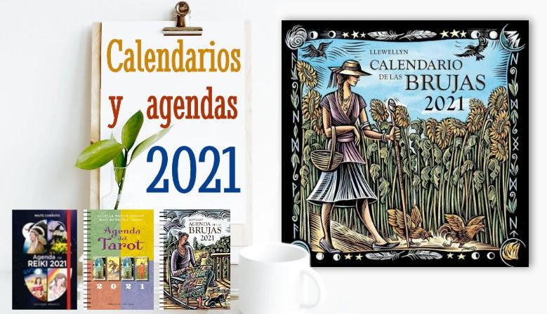 Agendas y calendarios 2021