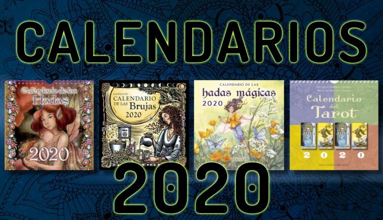 Agendas y calendarios 2020
